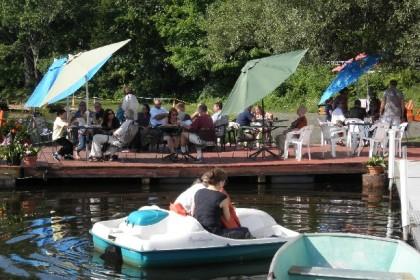 Paddle Boats